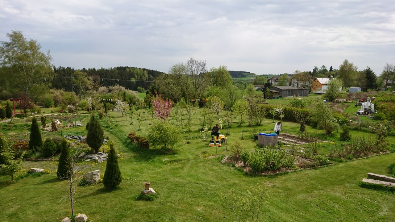 Gartenanlage Landgärtnerei Egelkraut